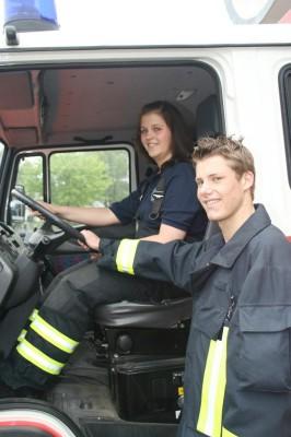 Feuerwehr-Führerschein ist da