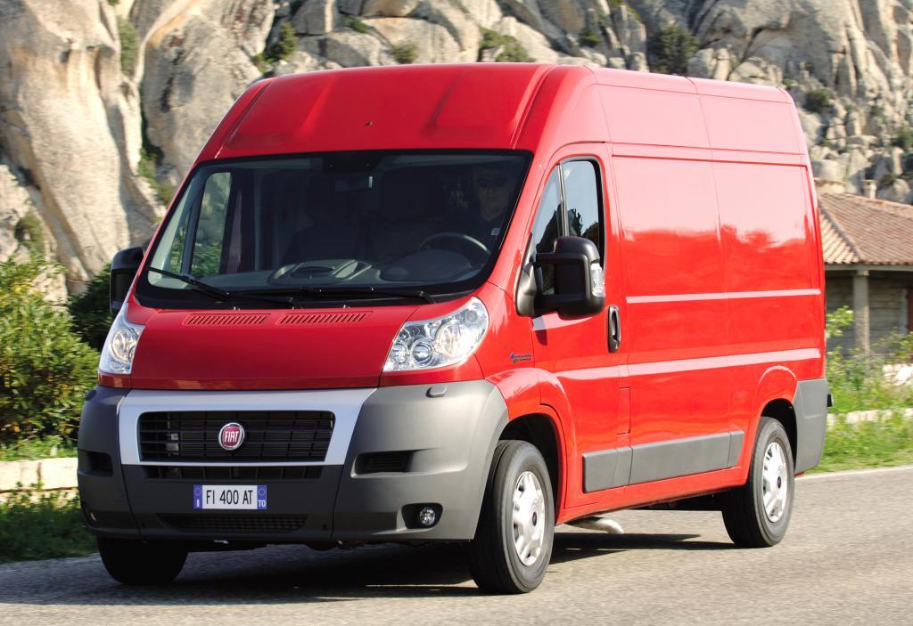 Fiat bringt Ducato in monovalenter Erdgas-Version