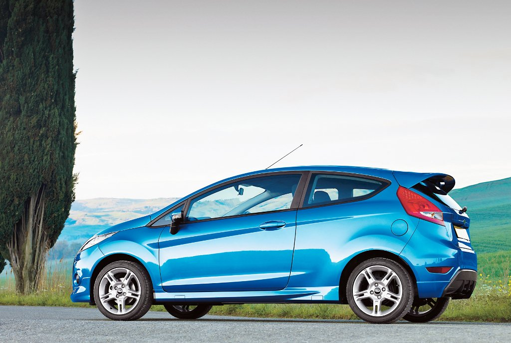 Fiesta: Fahrbericht Ford Fiesta 1,4 l Trend: Flotter Flitzer