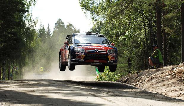Finnland wartet auf die WRC: Wenn das Fliegen zur Gewohnheit wird