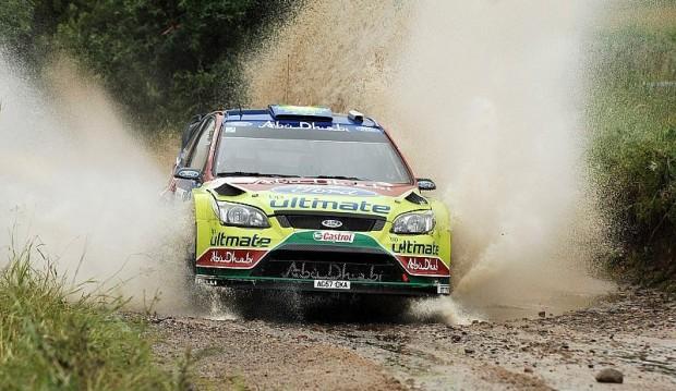Ford auch 2010 und 2011 in der WRC: Ford gibt Verbleib bekannt