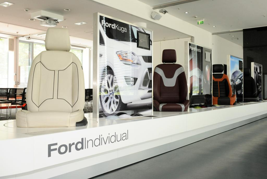 Ford stellt Individual Programm vor – ''Feel the difference''