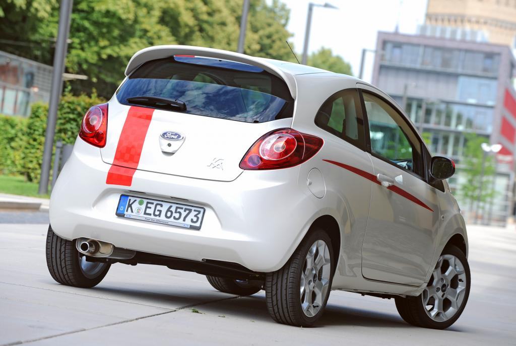 """Ford stellt Individual Programm vor – """"Feel the difference"""""""