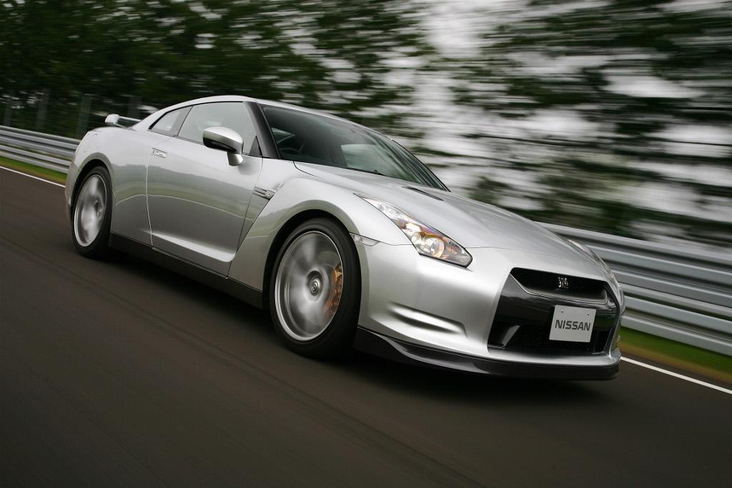 GT: Nissan GT-R - Rekordjagd auf Japanisch