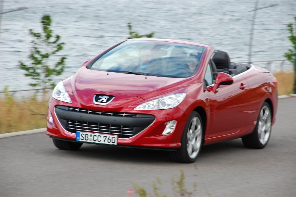 Heißer Franzose im Test - der Peugeot 308CC Platinum HDi FAP Ein Auto mit Persönlichkeit.