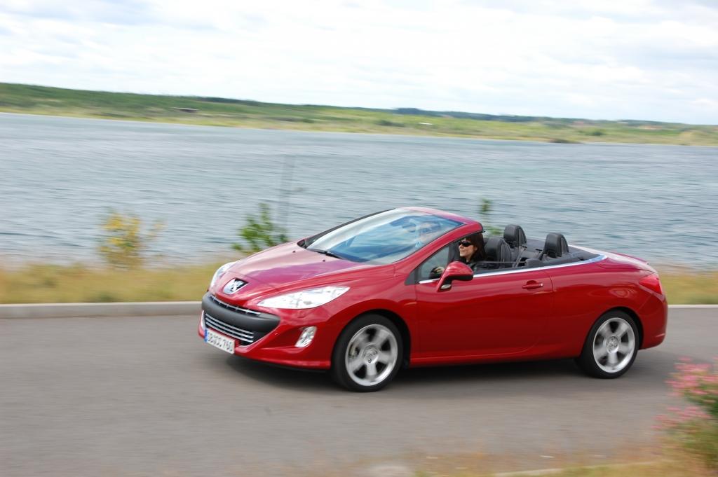 Heißer Franzose im Test - der Peugeot 308CC Platinum HDi FAP Gute Wahl & Gute Fahrt.