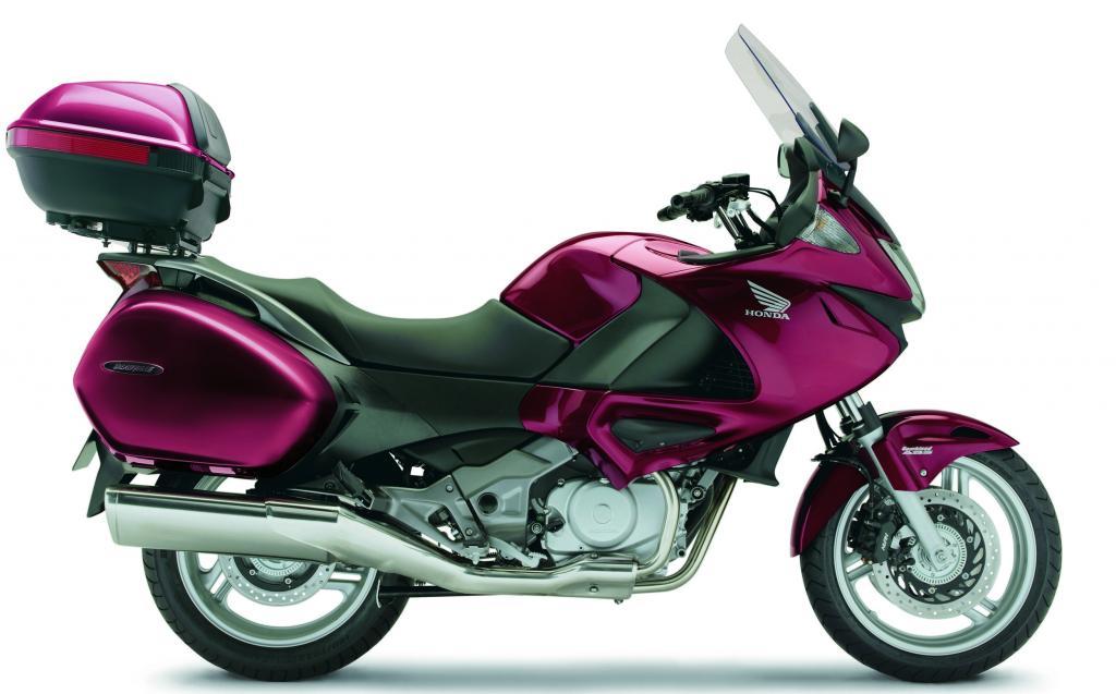 Honda Deauville ohne Aufpreis mit Travel-Paket