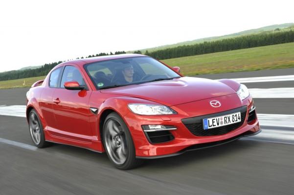 IAA 2009: Mazda überarbeitet den RX-8