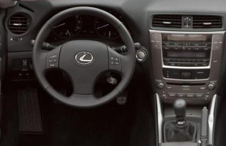 IS 250: Lexus IS 250 C: Edle Cabrio-Alternative aus Fernost