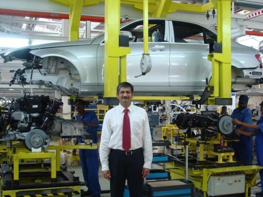 International Training Program (ITP) sichert Qualität bei Mercedes-Benz