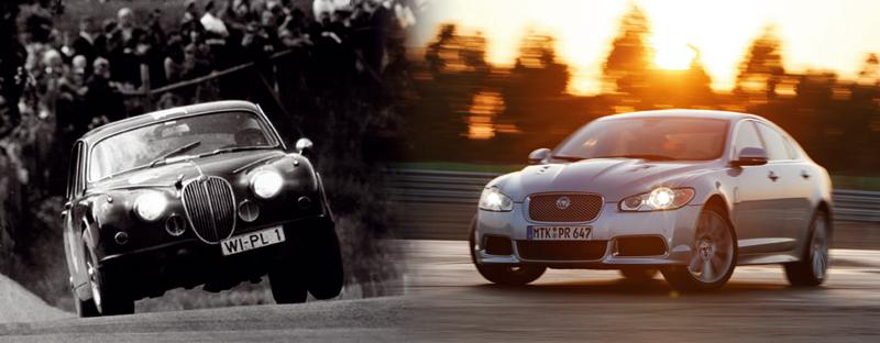 Jaguar auf 37. Oldtimer-Grand-Prix auf dem Nürburgring vertreten