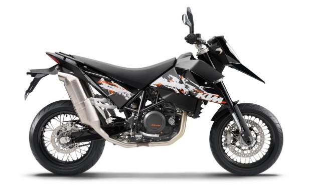 KTM 690 Supermoto als Limited Edition