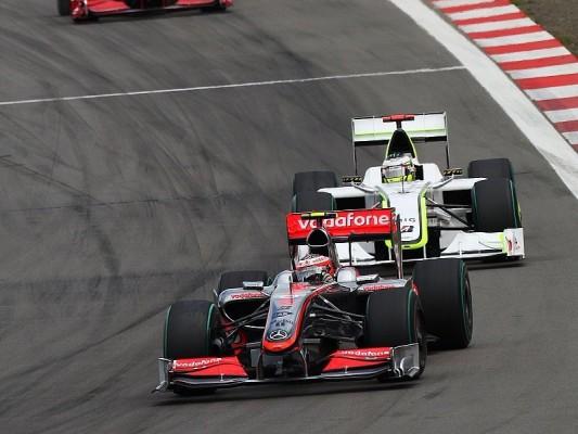 Keine Chance für Lewis Hamilton: Mit Kämpferherz auf Rang acht