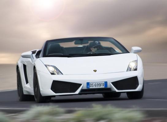 Lamborghini Gallardo LP 560-4 Spyder: Dem Himmel so nah