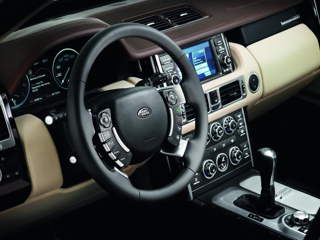 Land Rover - Range Rover - Bild(3)