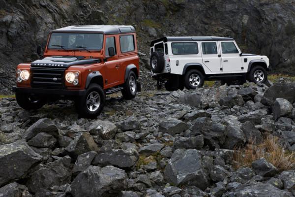 Land Rover zeigt bei der IAA Defender-Sondermodelle