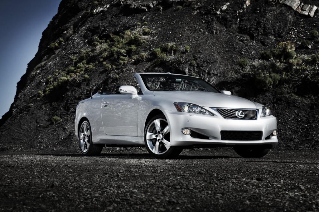 Lexus IS 250 C: Edle Cabrio-Alternative aus Fernost