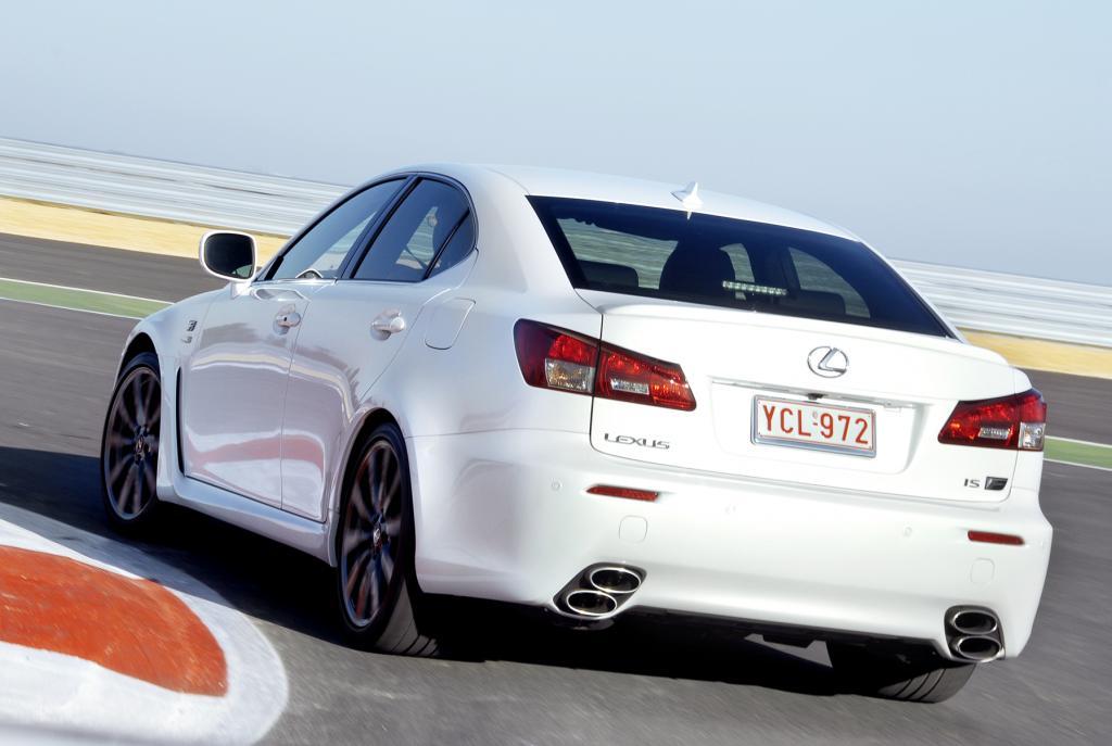 Lexus - IS-F - Bild(2)