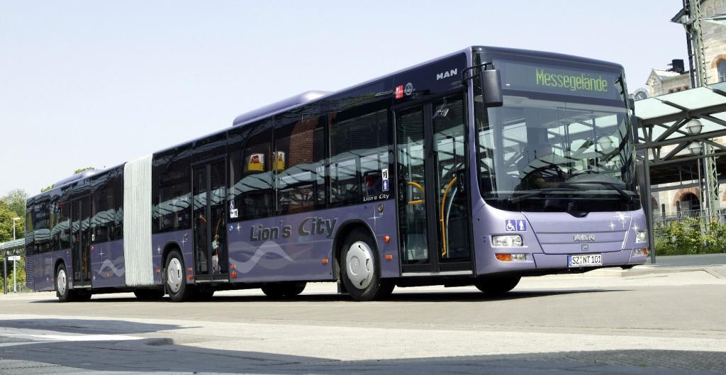 MAN erhält Auftrag für 60 Stadtbusse