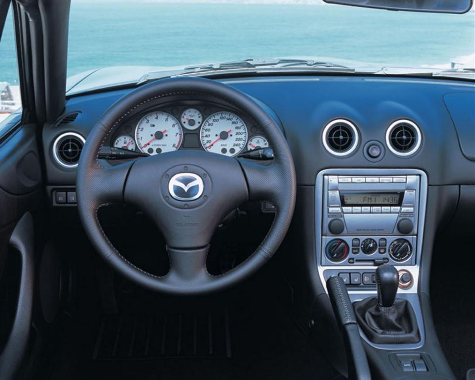 MX-5: Mazda MX-5: Der Kult-Roadster wird 20