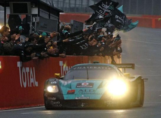 Maserati mit drei Fahrzeugen beim 24h Rennen in Spa Franchorchamps