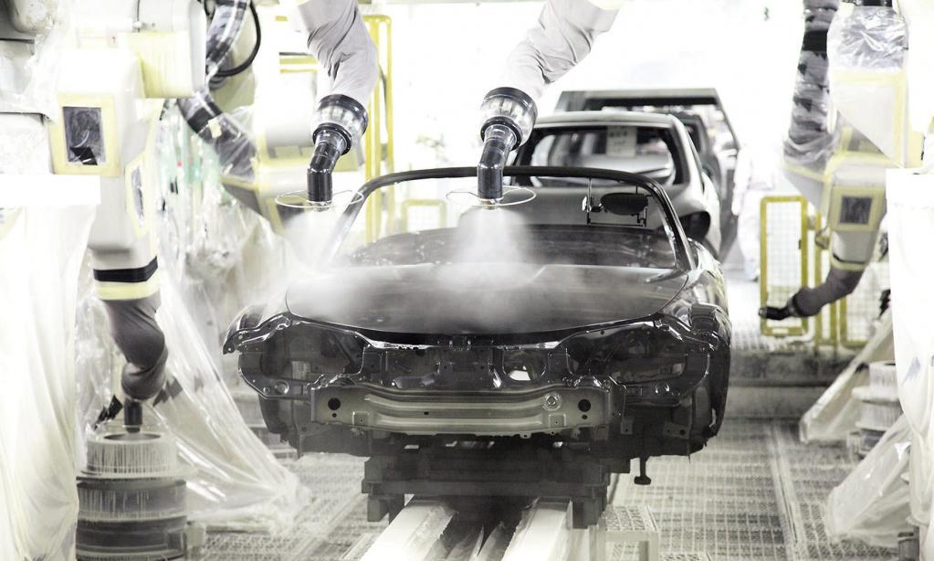 Mazda auf Umweltkurs