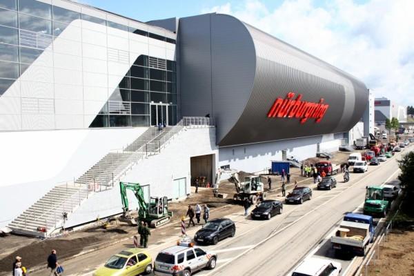 Mehr als nur eine Rennstrecke: Der neue Nürburgring ist (fast) fertig