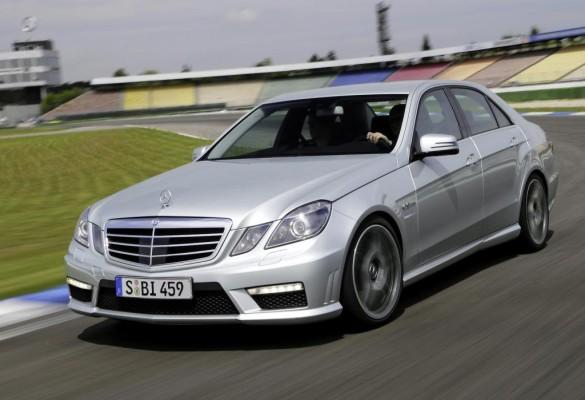 Mercedes-Benz E 63 AMG ab August erhältlich