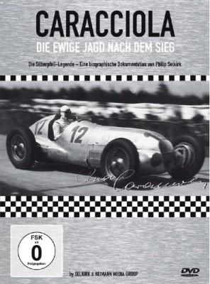 Mercedes-Benz erinnert mit DVD an Rudolf Caracciola