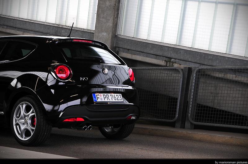 MiTo: Alfa Romeo MiTo 1,4 TB 16V | Knuddelflitzer zum Kurvenballern