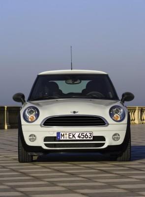 Mini mit neuem Einstiegs-Diesel