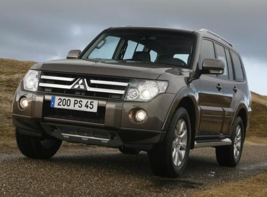 Mitsubishi Pajero bekommt überarbeiteten Diesel mit mehr Leistung
