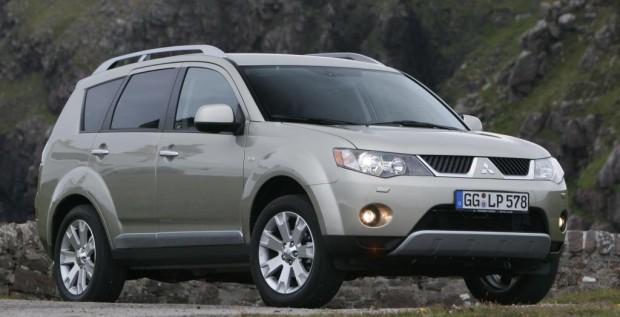 Mitsubishi bringt Outlander Aktionsmodell