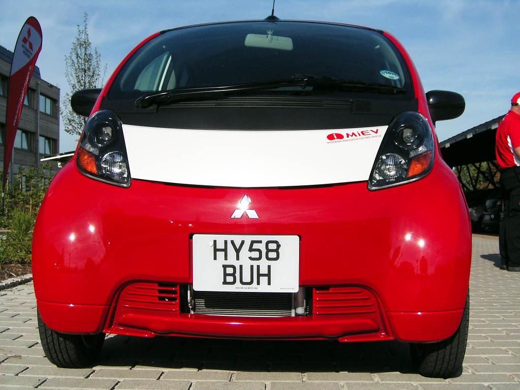 Mitsubishi i-MiEV: Der erste Mief, der nicht stinkt