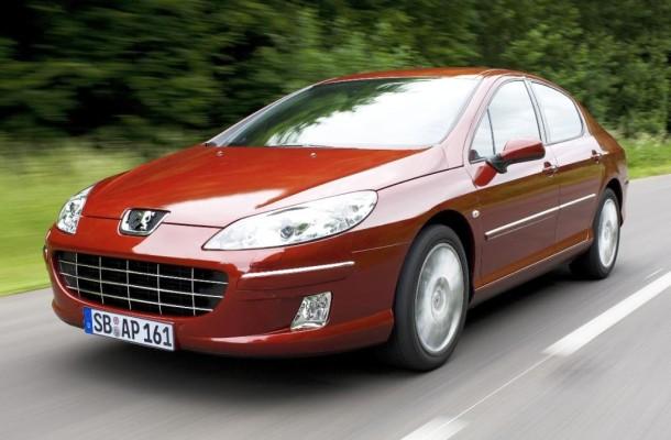 Modellpflege beim Peugeot 407