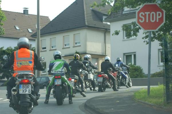 Motorrad: Neue Runde für ''German Safety Tour''