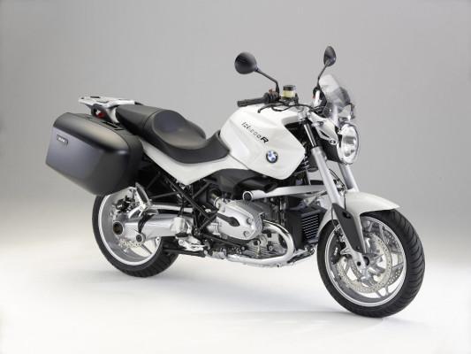 Motorrad: Touring-Spezial-Paket für BMW R 1200 R