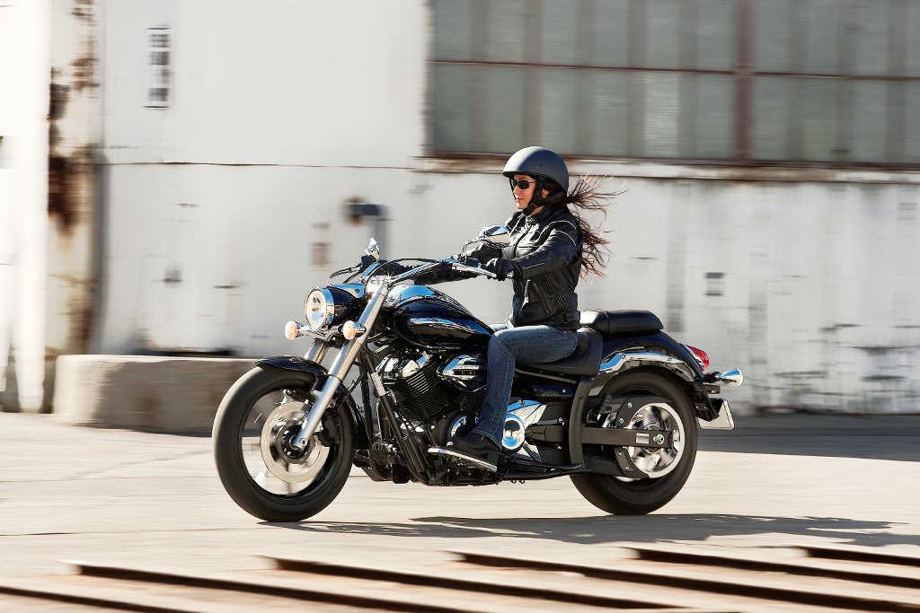 Motorradmarken: Fahrbericht Yamaha XVS 950 Midnight Star: Flotter Kreuzer