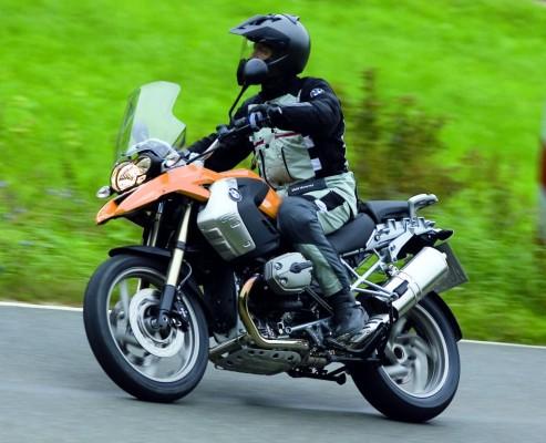 Motorradmarkt ging um 26 Prozent zurück