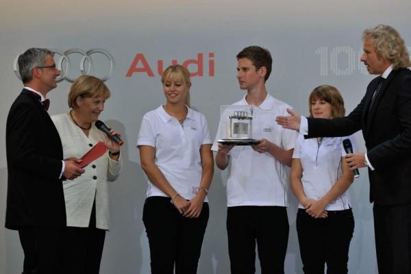 Nach der großen Gala: Audi feiert bis Ende Juli weiter