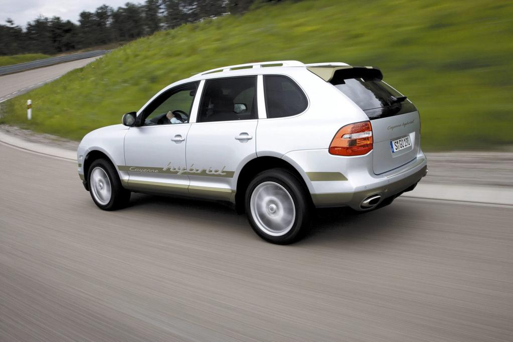 Neue Hybridautos: Die Doppelmotor-Flotte wächst  - Bild(6)