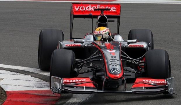 Neue Teile für beide McLaren-Fahrer: Sprung nach vorne