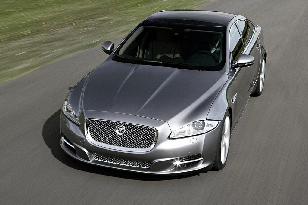 Neuer Jaguar XJ: Optischer Befreiungsschlag