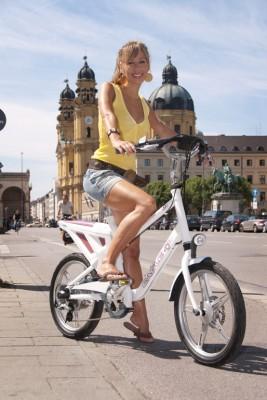 Neues E-Bike auf der BIKE EXPO
