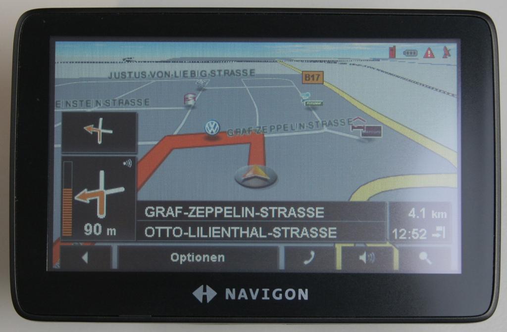 News: In Zukunft Navigieren ohne Falle?