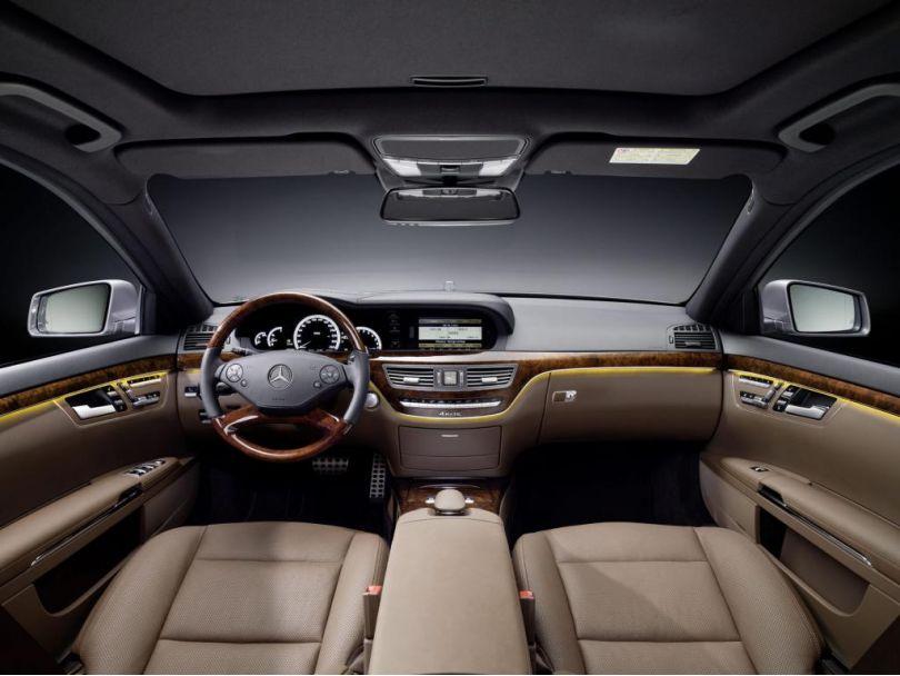 News: Umweltzertifikat für Mercedes-Benz S 400 Hybrid