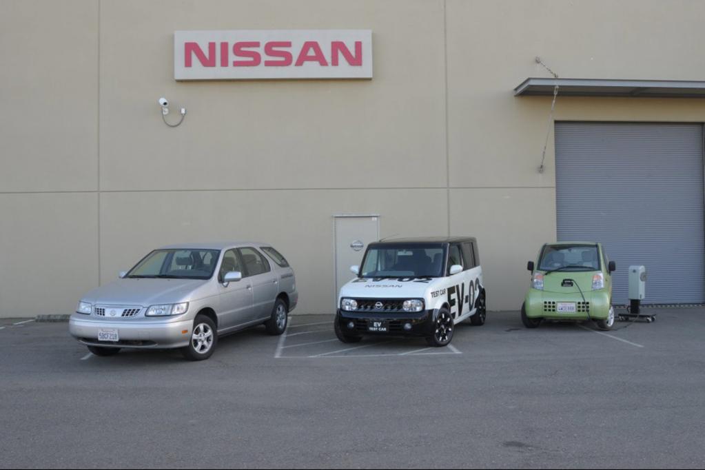 Nissan: Ein Netzwerk für das Elektroauto