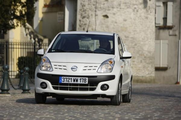 Nissan Pixo mit Gratis-Klimaanlage