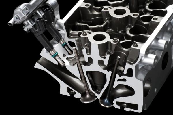 Nissan spart Sprit mit doppelter Direkteinspritzung