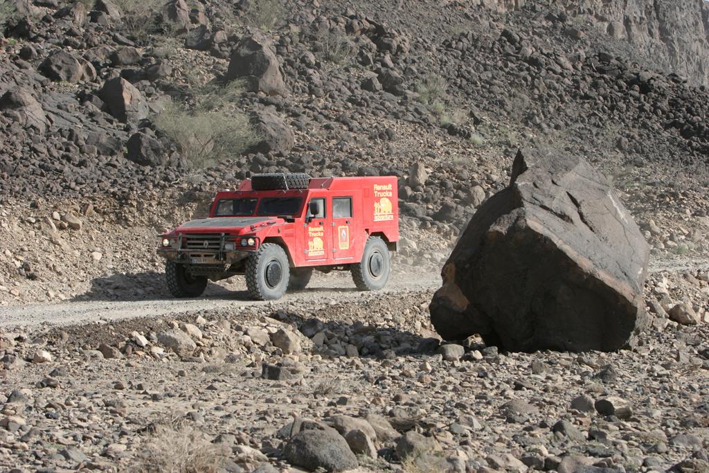 Nutzfahrzeuge: Renault Sherpa: Hummer à la française